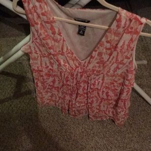 Blouse red New York company